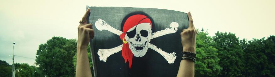 Україна навіть не в першій десятці: опублікований рейтинг найбільш піратських країні
